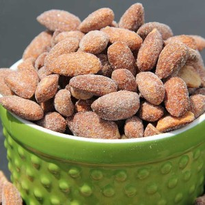 Almonds-Honey-Roasted