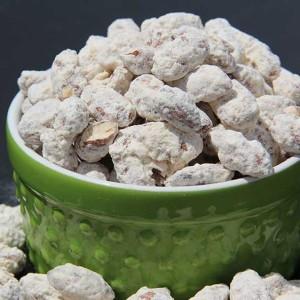 Almonds-Raspberry-Honey