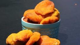 Dried Fancy Peaches