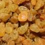 Dried-Golden-Raisins-Close-Up