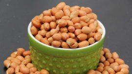 Raw Spanish Peanuts