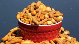 Cajun Oriental Mix w/ Peanuts